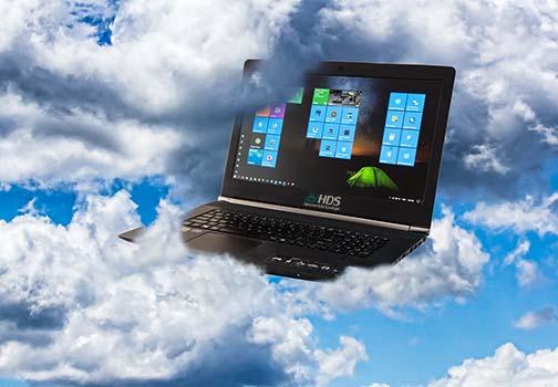 Cloud-basierte Produktivitätslösungen