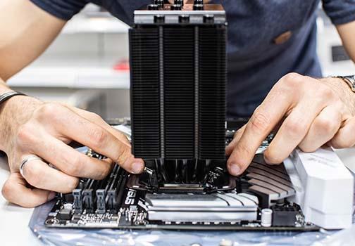 Engineering - CPU Kühler